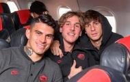 Sao Man Utd mệt mỏi khi cùng AS Roma hành quân đến Đức