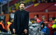 Atletico thảm bại vì mất đi 'chìa khoá vàng' của Diego Simeone!