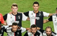 Đã rõ khả năng ra sân của Ronaldo và De Ligt ở trận gặp AC Milan
