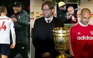 Jurgen Klopp vs Pep Guardiola: Cuộc chiến luận anh hùng