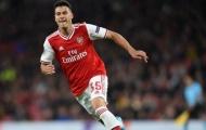 'Cậu ấy có tâm lý tốt nhất Arsenal'