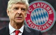 Wenger 'tới tận cửa', Bayern ra quyết định choáng váng
