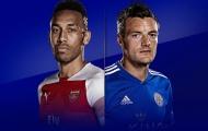 3 điểm nóng định đoạt trận Leicester - Arsenal: Show diễn của những 'sát thủ'