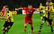 Đội hình kết hợp Bayern và Dortmund: Tam tấu hủy diệt