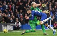 Không sợ hãi, Pulisic lao như 'mũi tên' dũng mãnh ghi bàn cho Chelsea