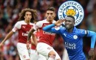 10 thống kê sau trận Leicester 2-0 Arsenal: Ndidi > Guendouzi + Torreira