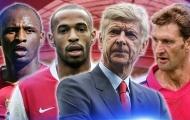 Arsenal và nỗi đau về những người đội trưởng