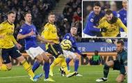 Kẻ bị Man Utd ruồng rẫy giờ là 'đá tảng' ở Leicester City