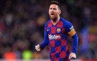 Messi 'chỉ mặt', Barca sắp thâu tóm 'Người băng' của Man Utd