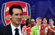 Bạn đã biết nghịch lý về câu chuyện 'băng thủ quân' ở Arsenal?