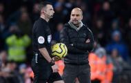 Ức chế với VAR, Guardiola sẽ bỏ Premier League?