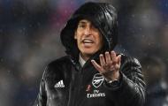 'Arsenal có hai lựa chọn'