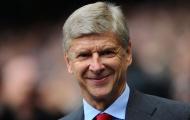 CHÍNH THỨC: Wenger tái xuất