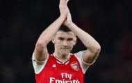 'Cầu thủ Arsenal đó là một hậu vệ cánh tuyệt vời'