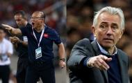 Cuộc đấu cân não giữa HLV á quân World Cup và vị tướng giỏi nhất ĐNÁ
