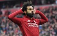 'Sát thủ' hiệu quả nhất lịch sử Liverpool, gọi tên Salah