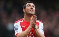 'Tôi nhớ Arsenal; Tôi muốn chơi ở Emirates trước khi giải nghệ'