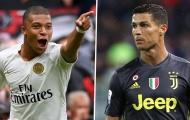 TTCN dậy sóng, Mbappe và Ronaldo sẽ 'châm ngòi' nổ 2 thương vụ thế kỷ
