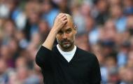 'Manchester City cần phải giải quyết vấn đề đó'
