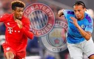 2 'con ma tốc độ' của Bayern và Man City, ai hơn ai?