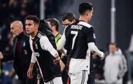 Cuối cùng, Ronaldo đã lên tiếng về tình hình tại Juventus