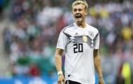 Ít được tin dùng, sao Dortmund khẳng định đấu tranh đến cùng trên ĐTQG