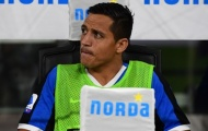 Serie A trở lại, Inter Milan đón nhận tin vui từ Alexis Sanchez