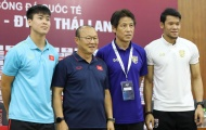 Thái Lan giấu bài, thầy Park đối phó thế nào?