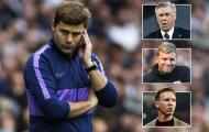 Pochettino lâm nguy khi Tottenham lên phương án 3 ƯCV thay thế