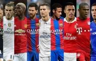 Cristiano Ronaldo và những cuộc tái hợp được chờ đợi