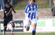SC Heerenveen tuyên bố Văn Hậu sắp đi vào lịch sử đội bóng