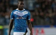 """Chứng nào tật nấy, """"siêu quậy"""" nước Ý bị HLV Brescia đuổi khỏi sân tập"""