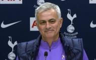 Mourinho lại đặc biệt với màn 'lật lọng' làm phóng viên choáng váng