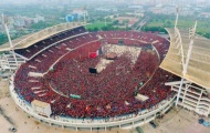 Mỹ Đình 'hút khách' khủng khiếp tại vòng loại World Cup 2022