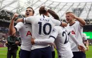 Son chói sáng, Mourinho giúp Tottenham 'lột xác' trước West Ham