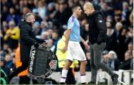 Sao Man City tỏ thái độ ra mặt với Pep Guardiola