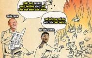 Cười té ghế với loạt ảnh Đức Chinh 'đốt sạch' 350 tỷ của Brunei