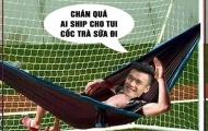 Cười vỡ bụng với loạt ảnh chế về trận thắng 6 sao của U22 Việt Nam trước Brunei