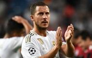Gạch tên Messi, Hazard bất ngờ tiết lộ 3 cái tên xứng đáng nhận Quả bóng vàng