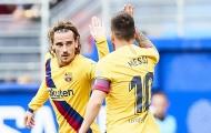 Griezmann nói 1 điều khó tin về Messi và Suarez, CĐV Barca dậy sóng!
