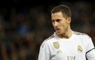 Hazard chỉ thiếu 1 điều duy nhất vào lúc này tại Real!