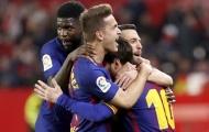 'Ước mơ của tôi từ nhỏ là chơi cho Barcelona'