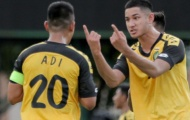 Bật HLV, Ronaldo & Kepa phải gọi 'chí tôn' U22 Brunei bằng... cụ