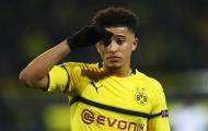 Dortmund đang quá nhỏ bé để 'con giao long' Sancho vùng vẫy