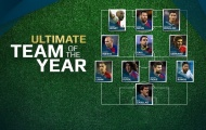 Đội hình xuất sắc nhất mọi thời đại của UEFA: Barca áp đảo