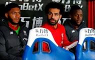 Bị sao Liverpool làm cho 'quê độ', Salah phản ứng thế nào?