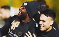 Inter Milan lâm nguy, Lukaku vẫn rất hạnh phúc