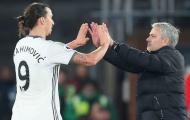 Mourinho: Không có chuyện Zlatan đầu quân cho Tottenham