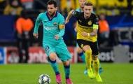 Siêu đội hình kết hợp của cặp đấu đỉnh nhất bảng F tại Champions League