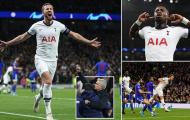 Thay người tài tình, Mourinho giúp Tottenham giành vé đi tiếp tại C1